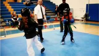 "Sabrina Guy - Sparring Highlight's (PART II ""Quick Hit's & Combo's"")"