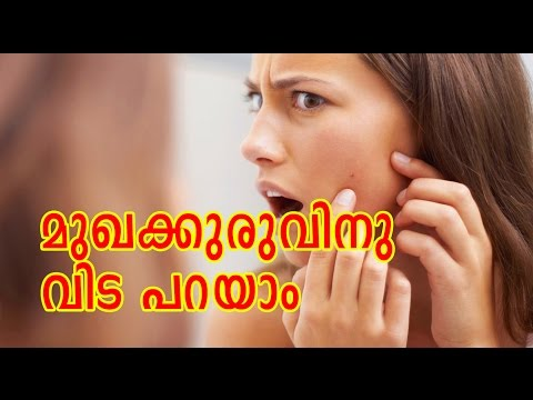 Say Bye to pimples - Malayalam Health Tips #LifeHacks 4