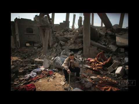 NPR in Gaza, A Photographer's Journal