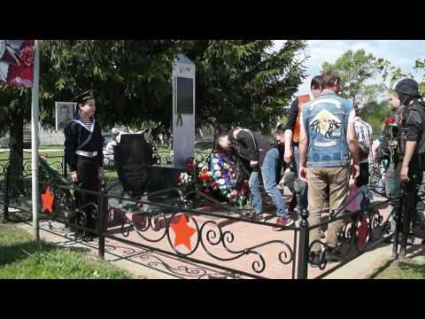 Г.О. Домодедово деревня Мансурово 9 Мая 2016 год.