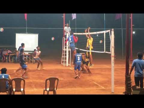 Mangalore zone vtu volleyball match