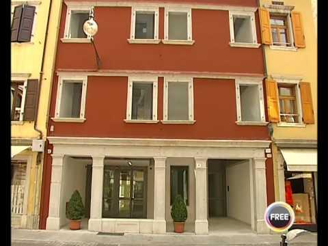 Udine restauro casa colombatti casa cavazzini free tv for Casa moderna udine