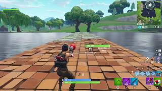 Fortnite Bounce Glitch