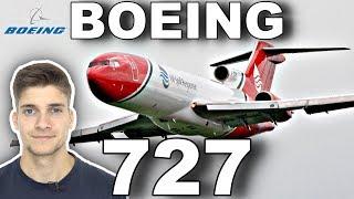 Die BOEING 727! AeroNewsGermany