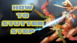 HOW TO STUTTERSTEP / ATTACK MOVE | VAINGLORY | SIMPLE GUIDE TO LEARN TO KITE!