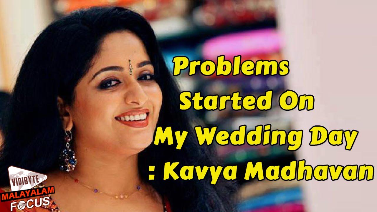 Problems Started On My Wedding Day Kavya Madhavan