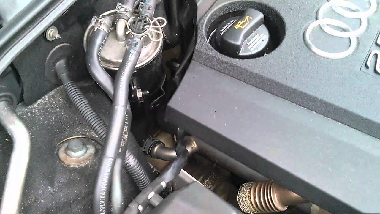 2006 Vw Jetta Tdi Wiring Diagram Audi A4 B7 2 0 Tdi Dmf Problem Youtube