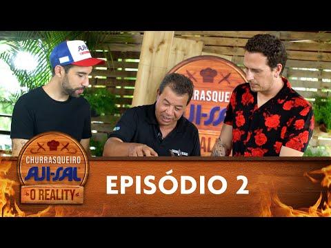 Churrasqueiro AJI-SAL® - O Reality (EPISÓDIO 2)из YouTube · Длительность: 19 мин35 с