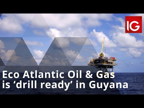 Eco Atlantic Oil & Gas 'drill ready' for two holes in Guyana
