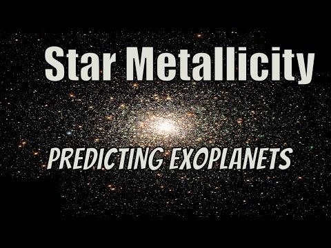 How Metallicity Can Be Used to Find Exoplanets - Universe Sa