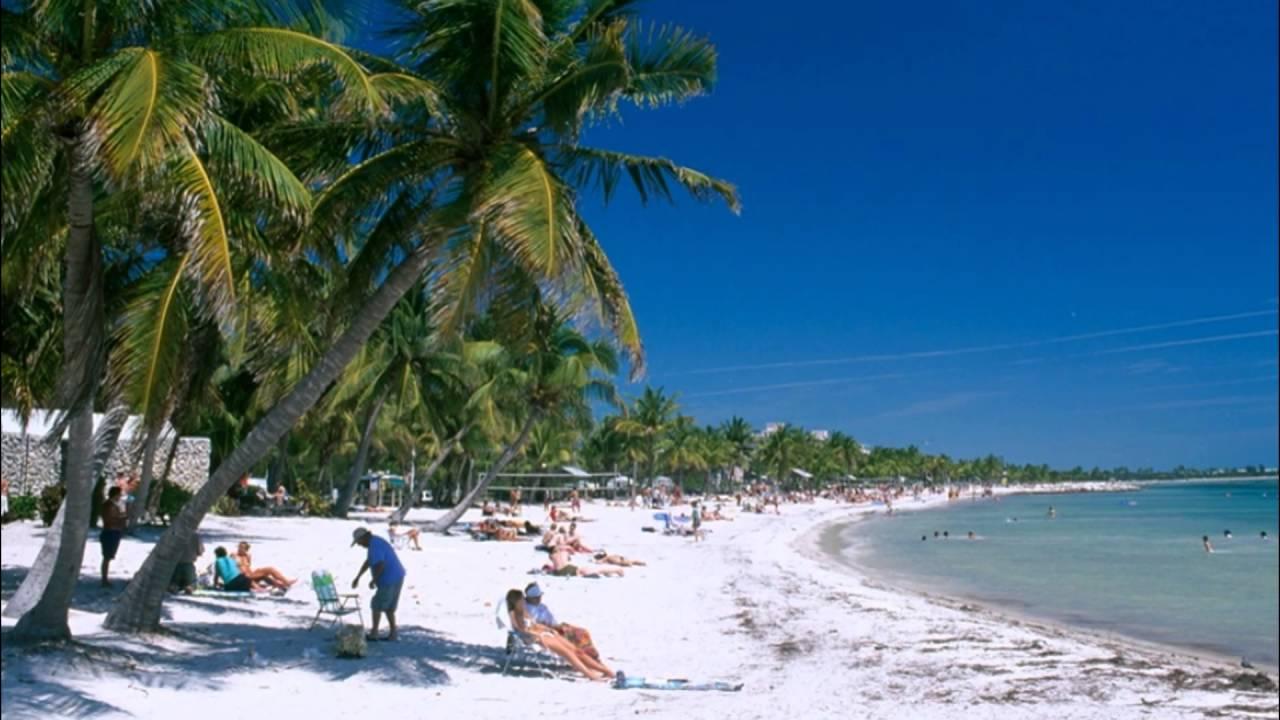 Key West Beach Beaches In Key West Florida Keys Youtube