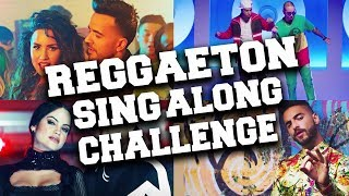 Try Not to Sing Along or Dance Challenge - Best Latin Pop & Reggaeton Songs