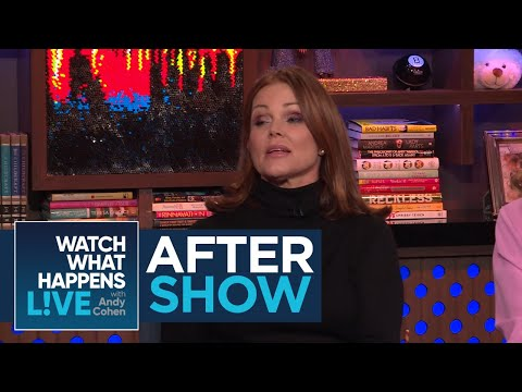 After : Belinda Carlisle's GoTo Mantra  WWHL