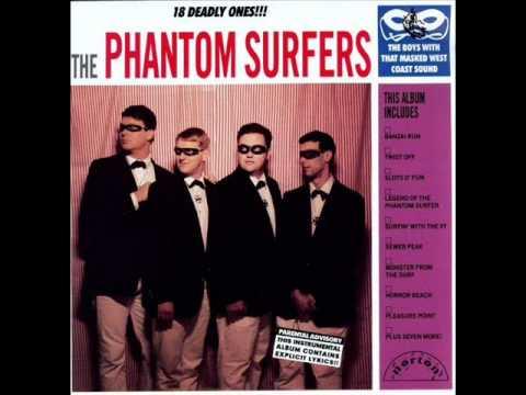 The Phantom Surfers - Pleasure Point