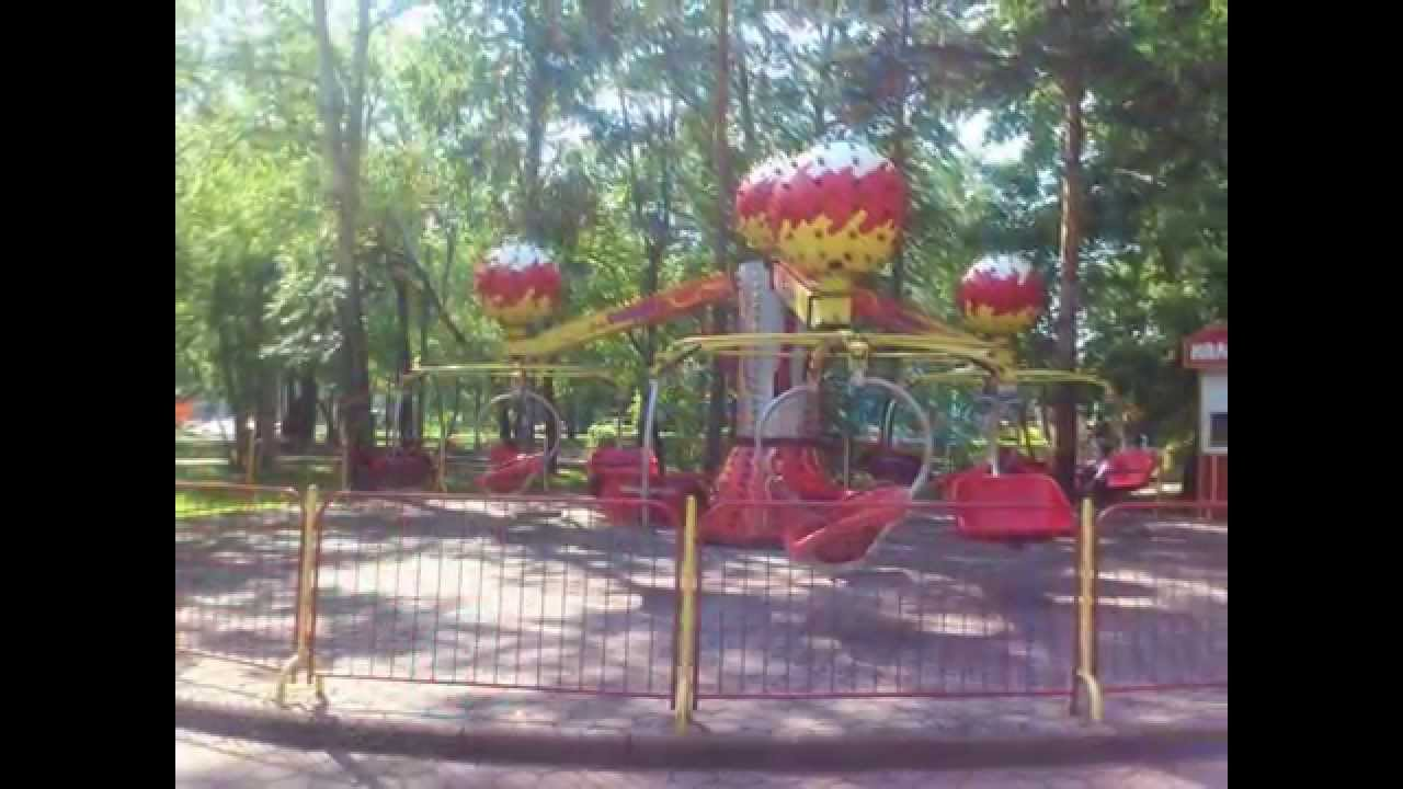 новокузнецк фото парк гагарина