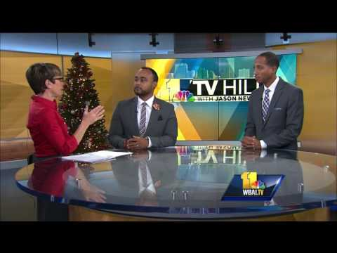 11 TV Hill: West Baltimore council members on jobs, city services