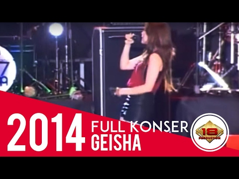 KERENN .. 'GEISHA - Selalu Salah (Reggae Version) @Live Konser Palembang 19 Feb 2014