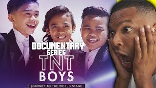 TNT BOYS DOCUMENTARY Full Episode 1 (With Eng Subs) | REACTION