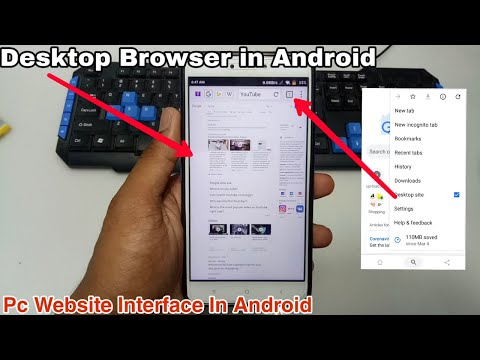Desktop Browser In