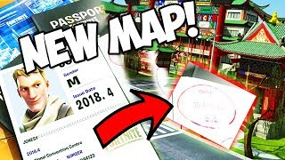 *NEW* REVEALED CHINA MAP ON FORTNITE! *LEAKED* COMING SOON! *NEW HINTS* (Fortnite Battle Royale)