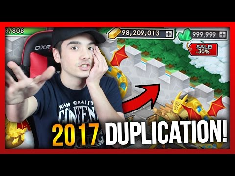 Knights and Dragons - GEM DUPLICATION TRICK!! (iOS/Android) (100% Legit & Easy)