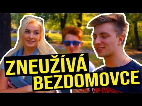 DANNY VYUŽÍVÁ BEZDOMOVCE - TVTWIXX TAKY BAN