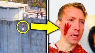 5 YouTubers That BARELY ESCAPED ALIVE! (Chad Wild Clay, DanTDM, ItsFunneh, W2S, Vikkstar123)