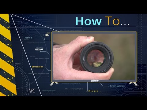 How to: Lens Aperture (F-stop) Explained