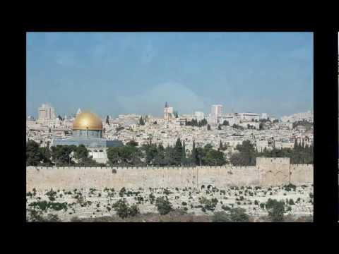 Jerusalem of Gold - Jerusalem Song
