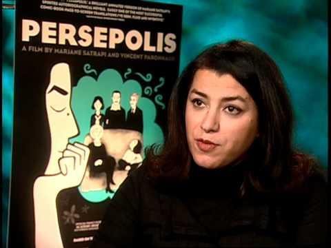 Persepolis - Exclusive: Marjane Satrapi
