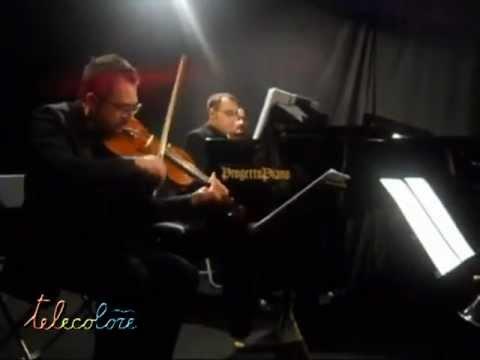 festival musica da camera TG Telecolore 22 luglio 2012