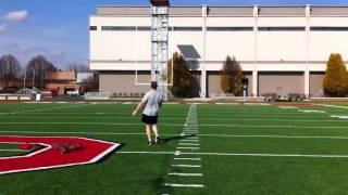 60 yard Field Goal at Ohio State