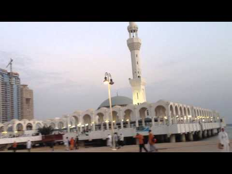 Mosque in Jeddah Saudi Arabia our trip
