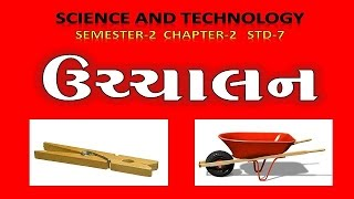 std 7 sem 2 science technology chapt 2 uchchalan lever a simple tool