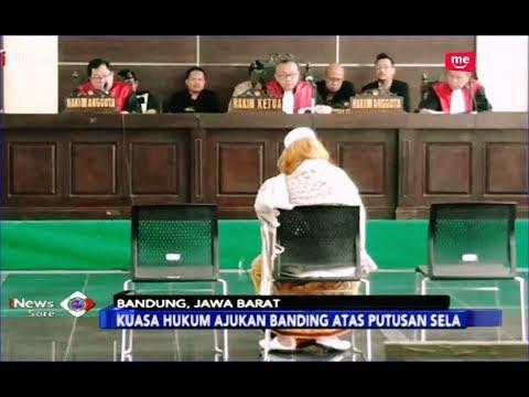 Dakwaan JPU Sudah Benar, Eksepsi Bahar Bin Smith Ditolak Hakim - INews Sore 21/03