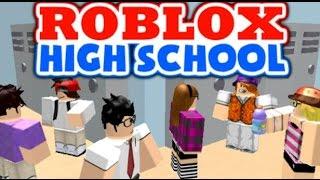 Tak Nak Sekolah!!!!!! [Roblox High School] Roblox #Malaysia