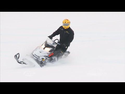 Ski-doo Summit 174-3T Review