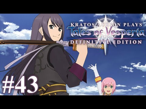 Kratos Plays Tales Of Vesperia Definitive Edition (Switch) Part 43: The Only Cure For Stupidity!