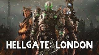 Сметанка Играет (Hellgate: London #2)