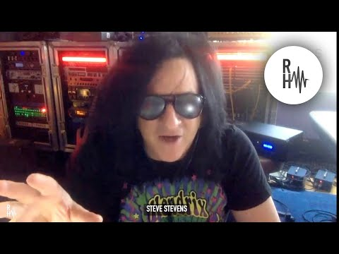 STEVE STEVENS | THERE'S NEVER BEEN A BETTER TIME FOR GUITAR GEAR