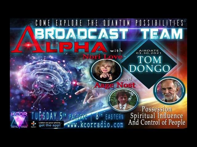 Tom Dongo - Spiritual influence & control of people.