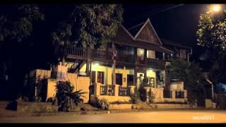 Luang Prabang at Night... 4K