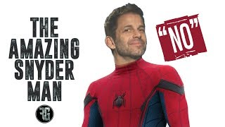 Zack Snyder Reacts To Spider-Man Far From Home Trailer (Gob Life #4)
