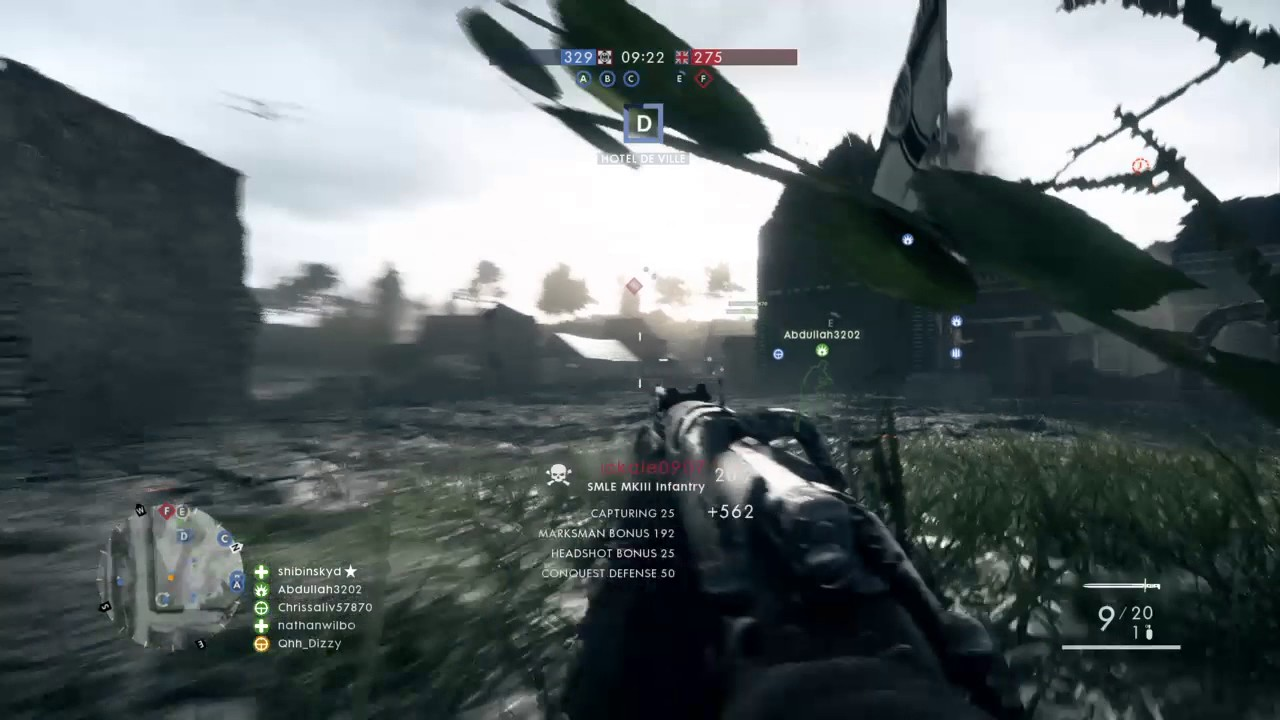 battlefield 1 how to get sights