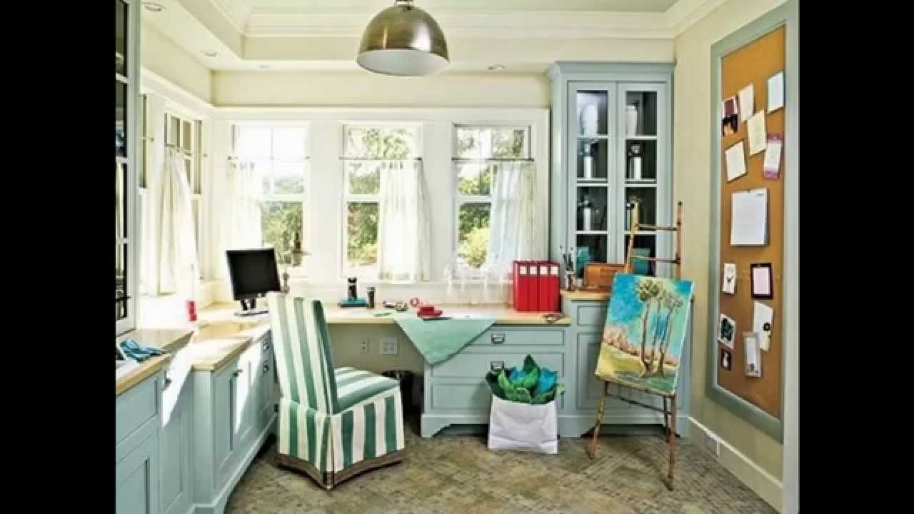 Wonderful Home Art Studio Ideas   YouTube