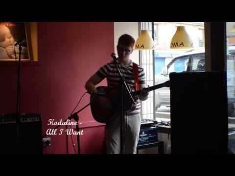 Kodaline - All I Want Cover, The False Mourners