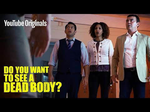 A Body and a High School Reunion with Joe Lo Truglio  Do You Want to See a Dead Body? Ep 6