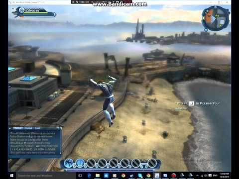 DC Universe Online +17 Trainer [Hack] [New Funny feature]