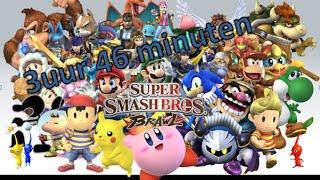 Super Smash Bros Brawl Subpace Emisary Speed Run [3:46:00]