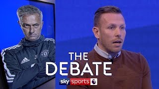 Can Man United replicate Liverpool's style to win on derby day? | Bellamy & Strachan | The Debate